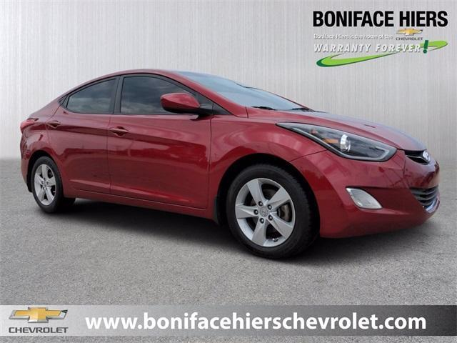 used 2013 Hyundai Elantra car, priced at $9,591