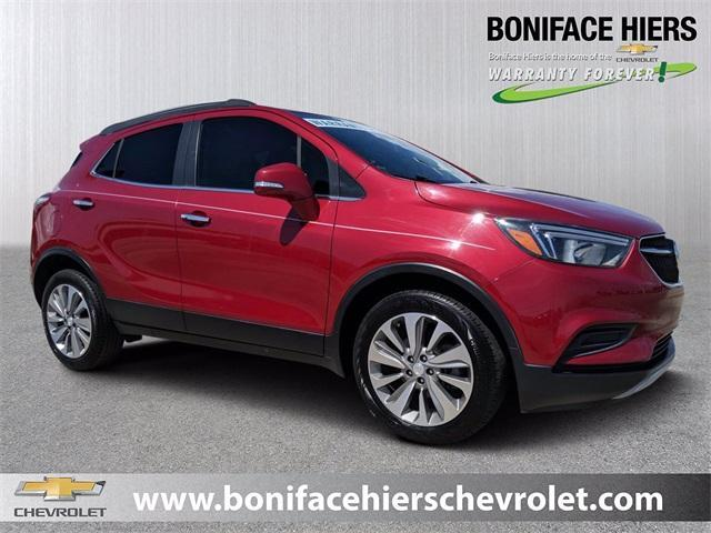 used 2019 Buick Encore car, priced at $20,472