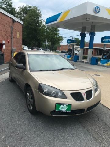 used 2007 Pontiac G6 car, priced at $3,500