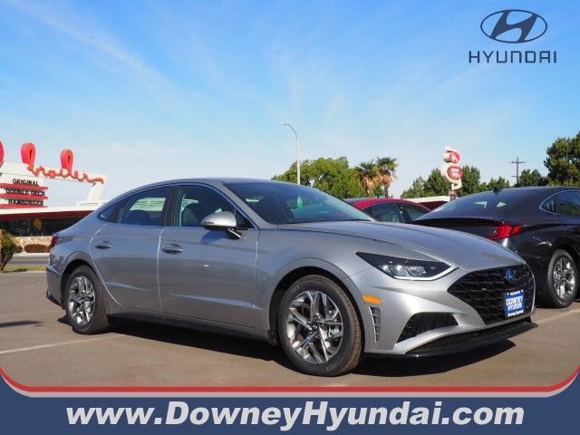 new 2021 Hyundai Sonata car, priced at $25,285