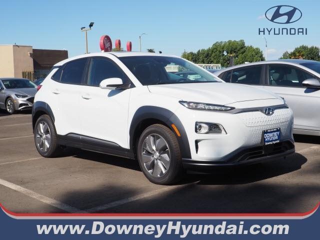 new 2021 Hyundai Kona EV car, priced at $46,238