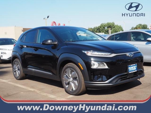 new 2021 Hyundai Kona EV car, priced at $45,947
