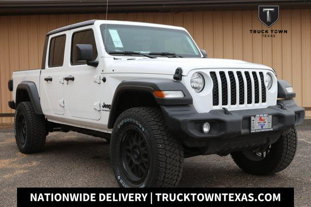 new 2020 Jeep Gladiator car, priced at $53,325