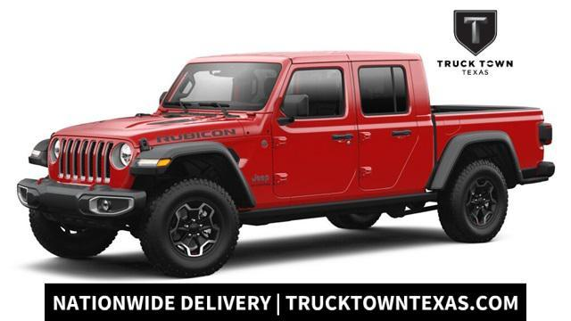 new 2021 Jeep Gladiator car, priced at $59,157