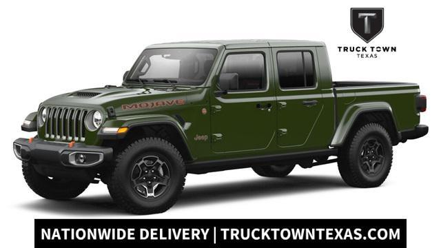 new 2021 Jeep Gladiator car, priced at $57,625