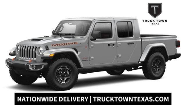 new 2021 Jeep Gladiator car, priced at $57,575