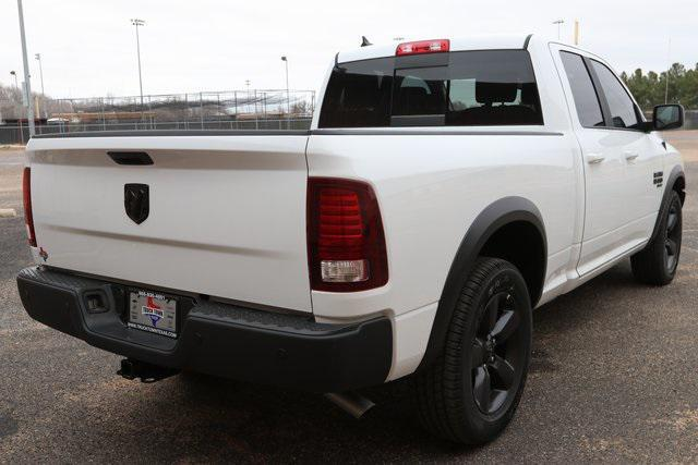 new 2019 Ram 1500 Classic car, priced at $34,209