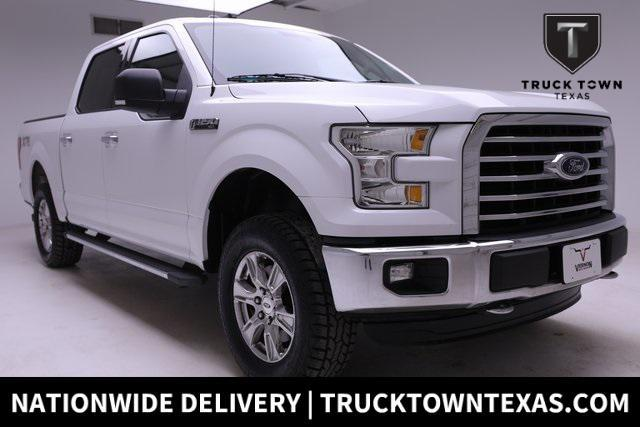 used 2015 Ford F-150 car, priced at $33,300