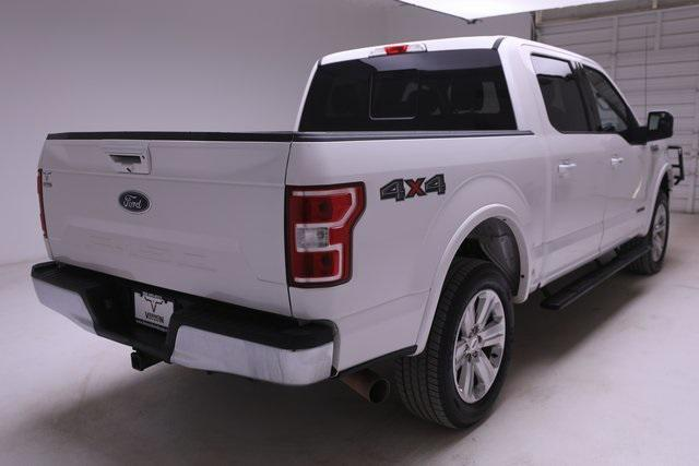 used 2019 Ford F-150 car, priced at $48,400