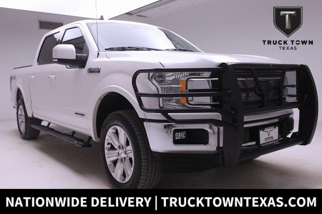 used 2019 Ford F-150 car, priced at $46,500