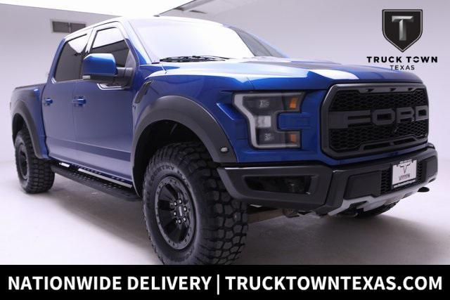 used 2018 Ford F-150 car, priced at $59,000