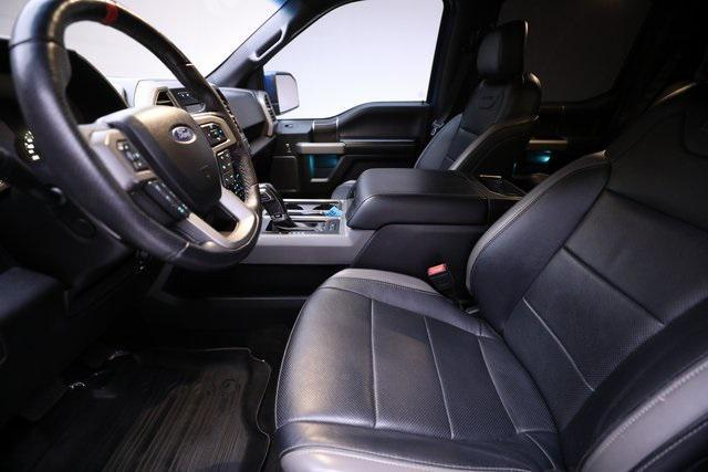 used 2018 Ford F-150 car, priced at $60,600