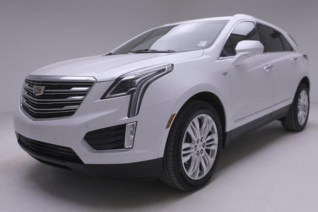 used 2017 Cadillac XT5 car, priced at $25,000
