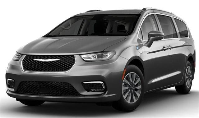 new 2021 Chrysler Pacifica car, priced at $43,603