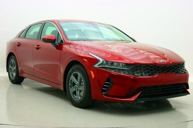 new 2021 Kia K5 car, priced at $27,800