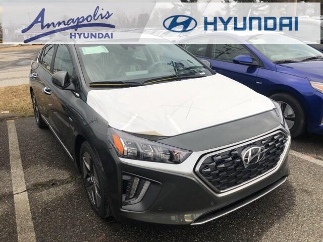 new 2020 Hyundai Ioniq Hybrid car, priced at $32,570