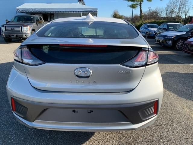 new 2020 Hyundai Ioniq EV car, priced at $39,610