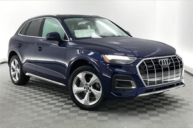 new 2021 Audi Q5 car, priced at $52,390