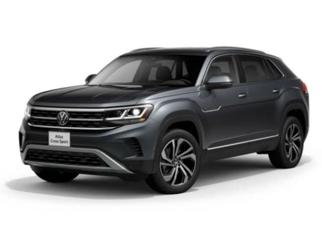 new 2021 Volkswagen Atlas Cross Sport car, priced at $50,969