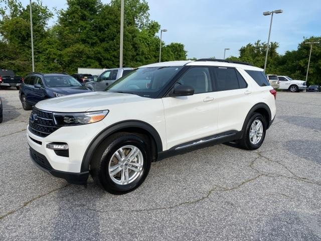 used 2020 Ford Explorer car, priced at $36,630