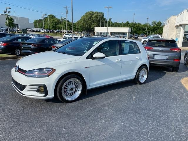 used 2018 Volkswagen Golf GTI car, priced at $25,808