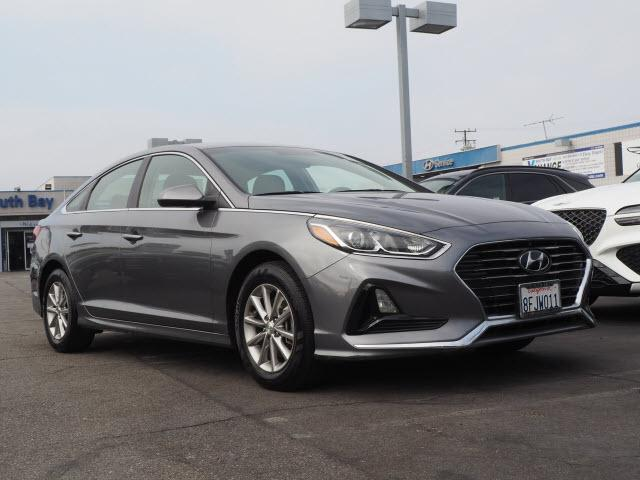 used 2018 Hyundai Sonata car, priced at $16,991