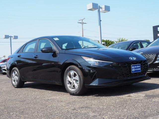 new 2021 Hyundai Elantra car, priced at $19,555