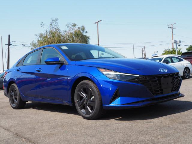 new 2021 Hyundai Elantra car, priced at $21,755