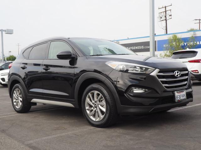 used 2018 Hyundai Tucson car, priced at $20,991