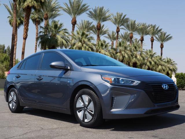 used 2018 Hyundai Ioniq Hybrid car, priced at $20,991