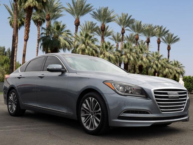 used 2015 Hyundai Genesis car, priced at $19,594