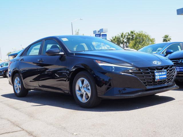 new 2021 Hyundai Elantra car, priced at $19,575