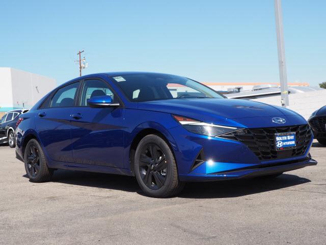 new 2021 Hyundai Elantra car, priced at $21,510