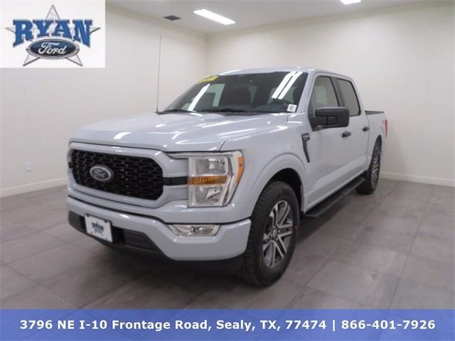 new 2021 Ford F-150 car, priced at $40,385