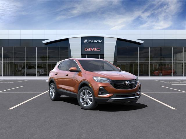 new 2021 Buick Encore GX car, priced at $25,690