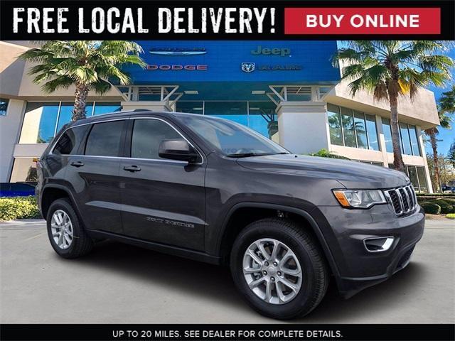 new 2021 Jeep Grand Cherokee car, priced at $34,744