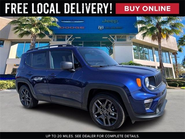 new 2021 Jeep Renegade car, priced at $26,780