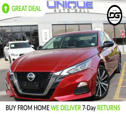used 2020 Nissan Altima car, priced at $19,990