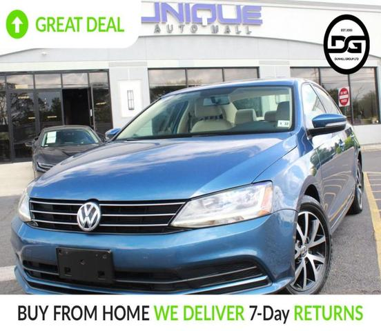 used 2017 Volkswagen Jetta car, priced at $13,990