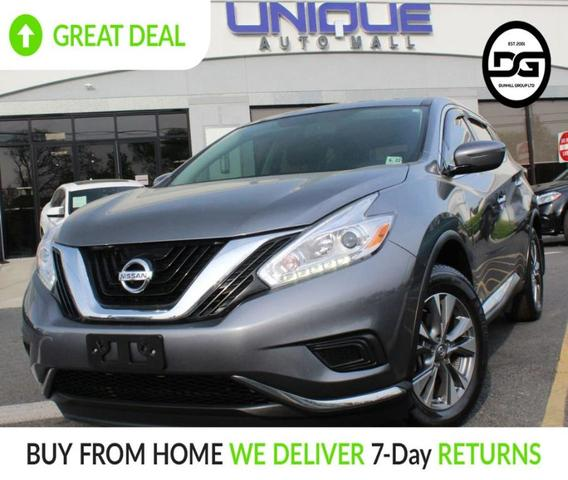 used 2017 Nissan Murano car, priced at $20,450