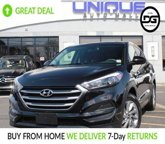 used 2018 Hyundai Tucson car, priced at $16,980