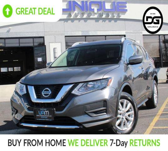 used 2018 Nissan Rogue car, priced at $16,450