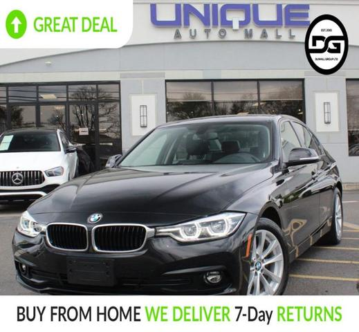 used 2018 BMW 320 car, priced at $21,980