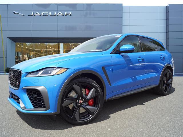new 2021 Jaguar F-PACE car, priced at $92,069