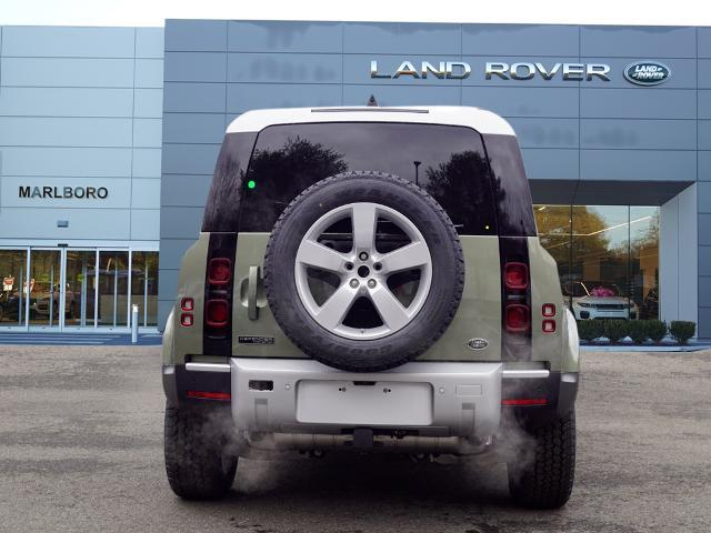 new 2021 Land Rover Defender car, priced at $67,175
