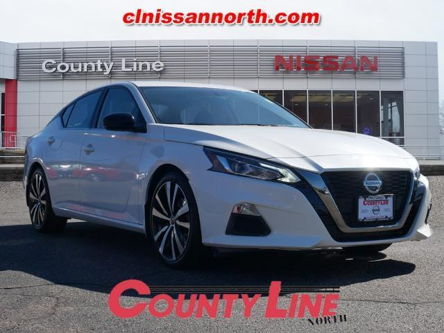 used 2019 Nissan Altima car, priced at $21,666