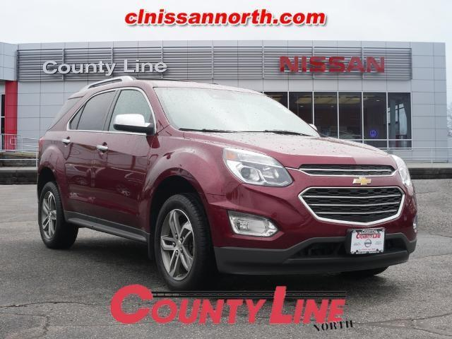 used 2017 Chevrolet Equinox car, priced at $20,786