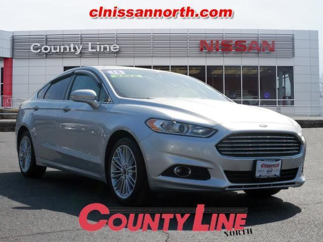 used 2016 Ford Fusion car, priced at $15,977