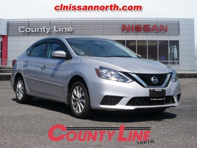 used 2018 Nissan Sentra car, priced at $16,499