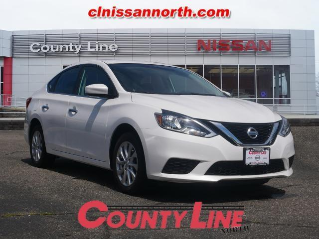 used 2016 Nissan Sentra car, priced at $13,981